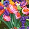 Balloon Garden Installation