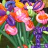 Balloon Garden Installation
