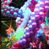 Balloon Octopus Installation