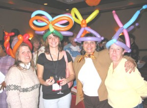Balloon Party Hats