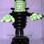 balloon frankenstein
