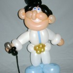 Balloon Elvis