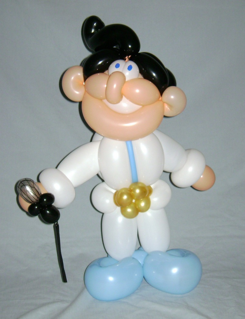 SAMMY J Balloon Creations st louis balloons elvis
