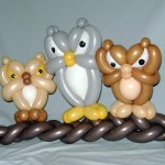 Balloon Owls
