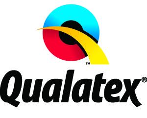Qualatex Q logo Stacked