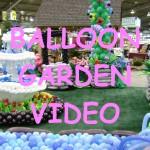 Tulsa Balloon Garden video