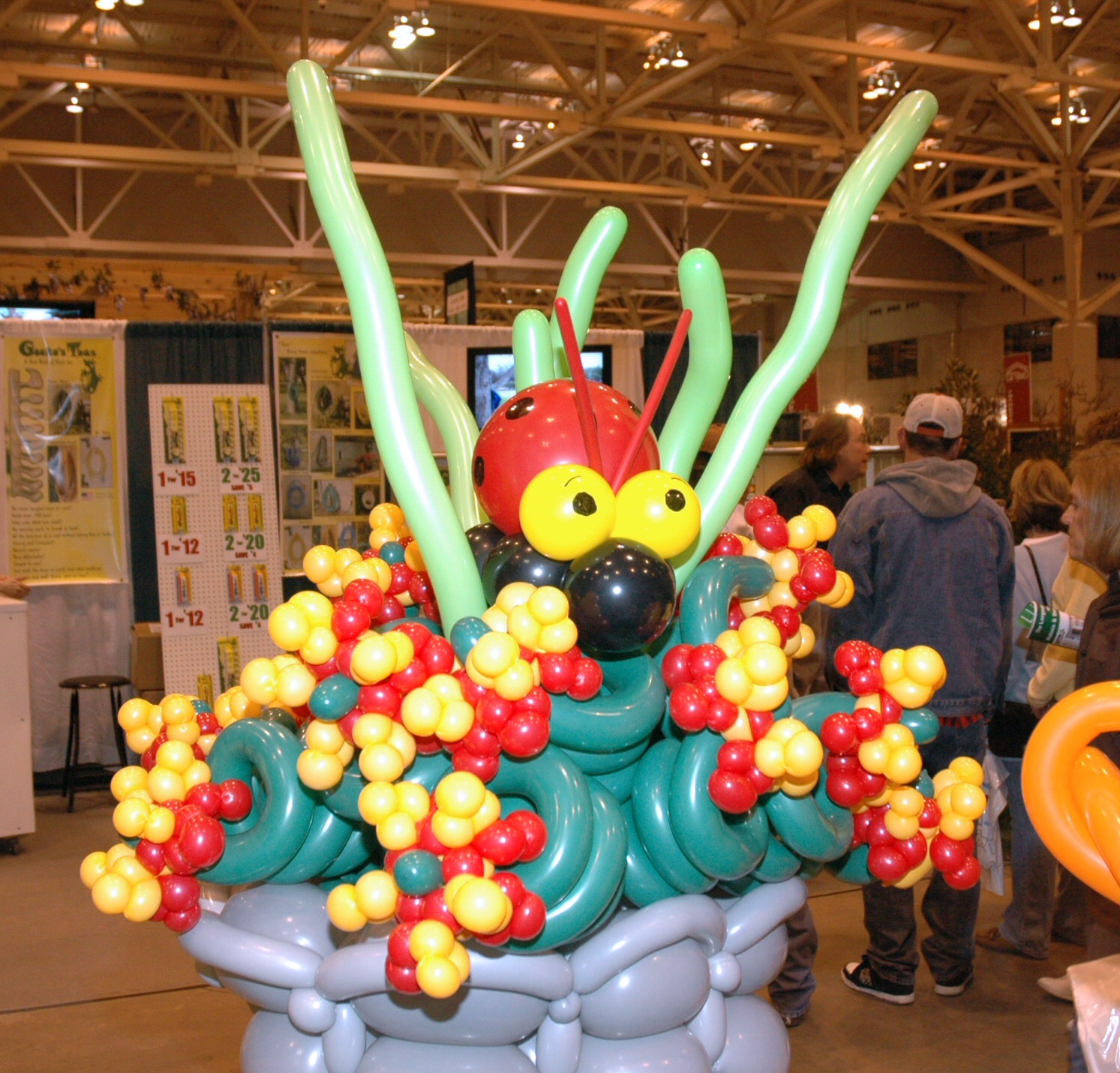 About Thad James. SammyJ Balloon Creations St. Louis