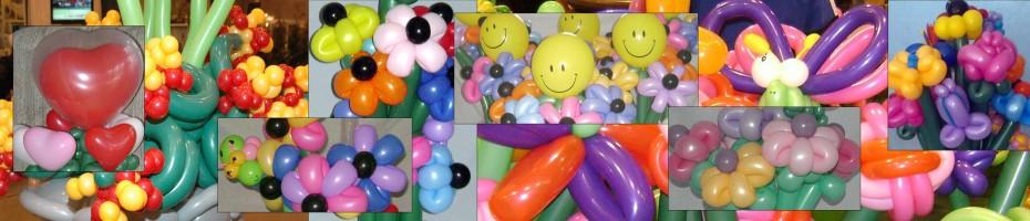 balloon bouquets - SAMMY J Balloon Creations