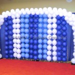 balloon arch & wall