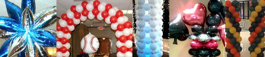 corporate balloon decor