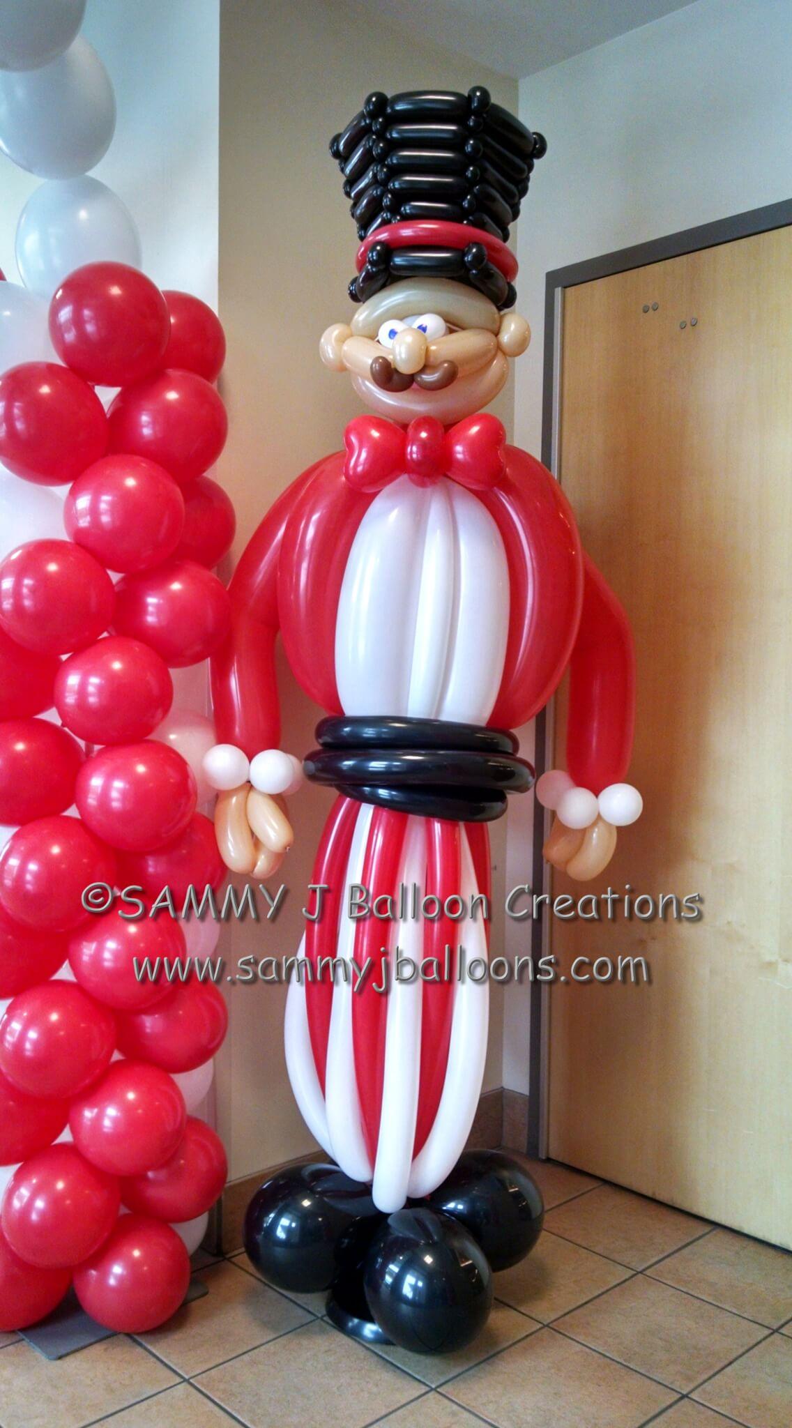 SAMMY J Balloon Creations st louis balloons ringmaster