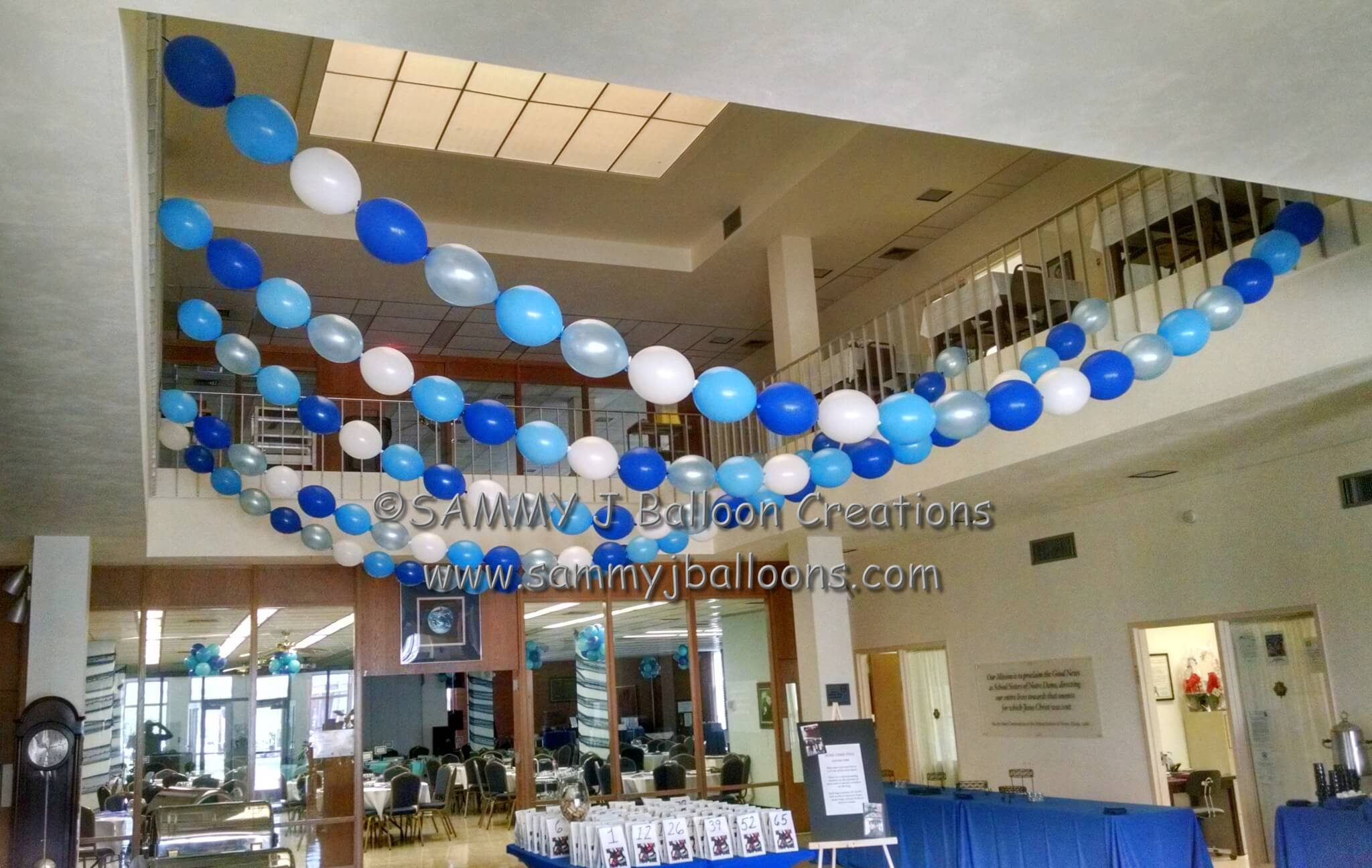SAMMY J Balloon Creations st louis balloons link o loon garland