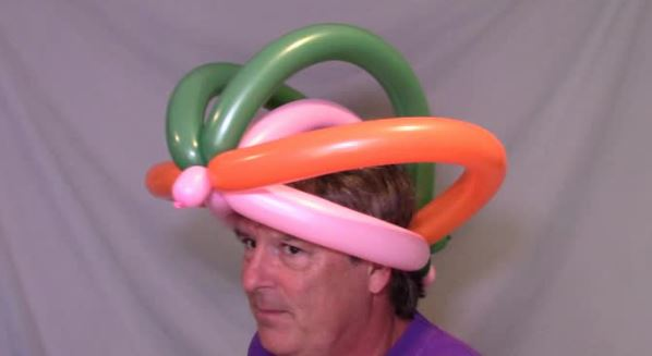 Bonus Balloon Hat 2